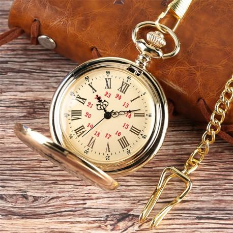 Vreckové hodinky I love you forever B