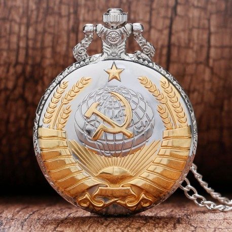 Vreckové hodinky ZSSR